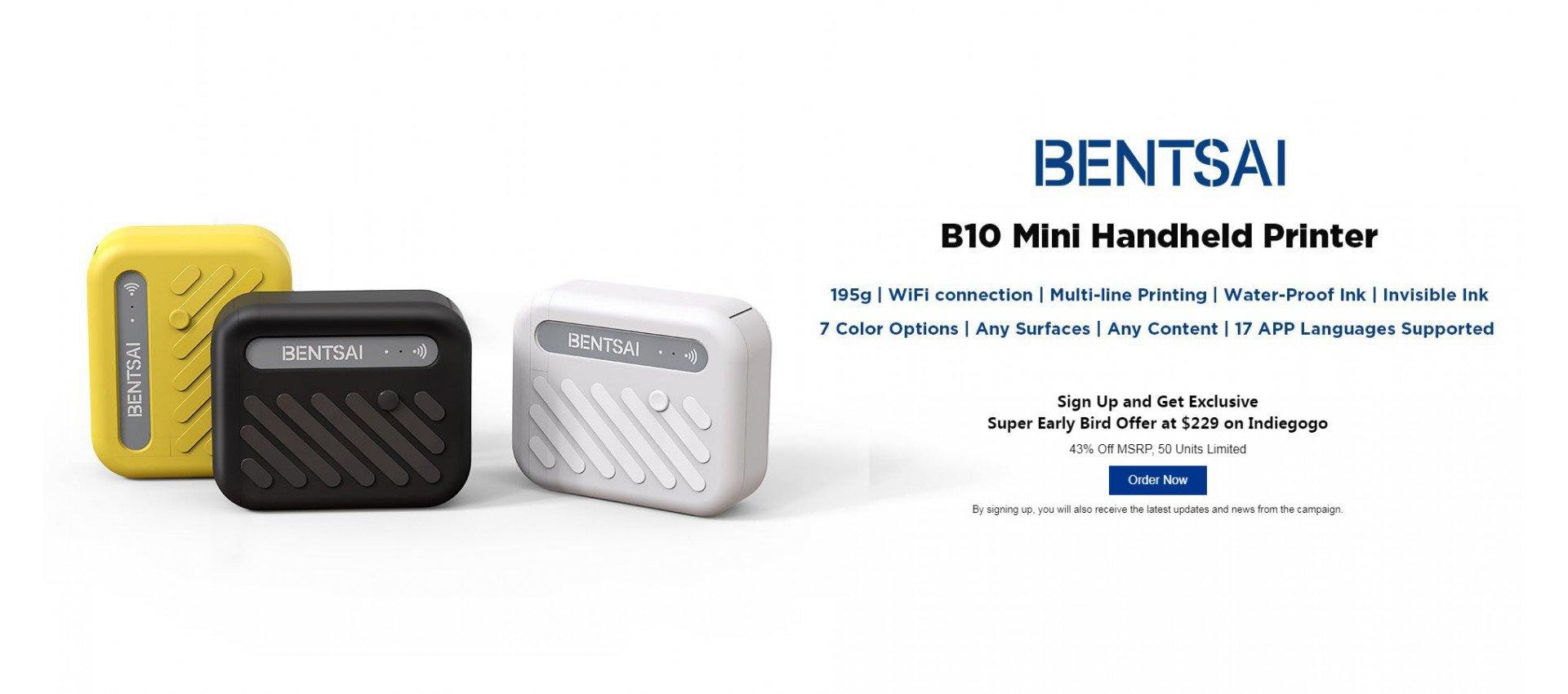 BENTSAI B10 Mini